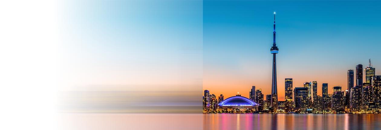 Toronto Skyline - Top Toronto Lawyers